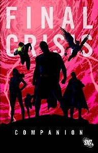 Final Crisis Companion 1.  Image Copyright DC Comics