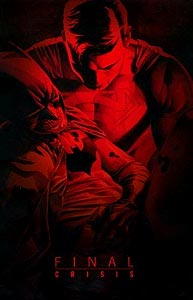 Final Crisis, Vol. 1, #1. Image © DC Comics