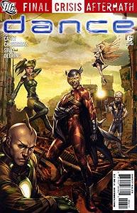 Final Crisis Aftermath: Dance, Vol. 1, #6. Image © DC Comics