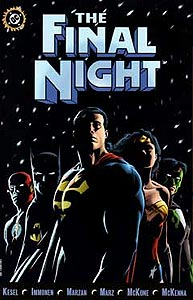 Final Night, Vol. 1, #1. Image © DC Comics