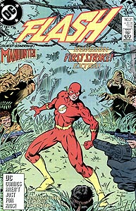 Flash, Vol. 2, #21. Image © DC Comics