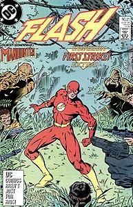 Flash 21.  Image Copyright DC Comics