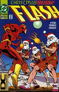 Flash, Vol. 2, #87. Image © DC Comics