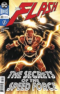 The Flash, Vol. 3, #63. Image © DC Comics