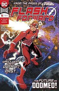 Flash Forward, Vol. 1, #1. Image © DC Comics