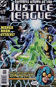 Formerly Known as the Justice League, Vol. 1, #5. Image © DC Comics