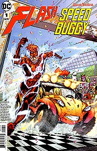 Flash Speed Buggy Special, Vol. 1, #1. Image © DC Comics