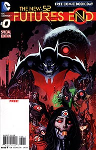 The New 52: Futures End, Vol. 1, #0. Image © DC Comics