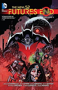 The New 52: Futures End Volume 1, Vol. 1, #1. Image © DC Comics
