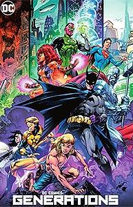 DC Comics: Generations, Vol. 1, #1. Image © DC Comics