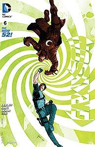 Grayson, Vol. 1, #6. Image © DC Comics