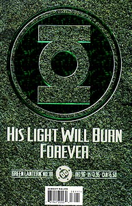 Green Lantern, Vol. 3, #81. Image © DC Comics