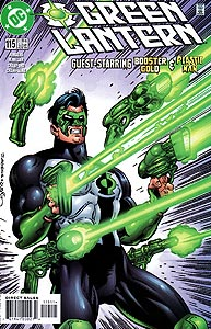 Green Lantern, Vol. 3, #115. Image © DC Comics