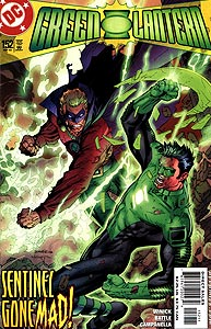 Green Lantern, Vol. 3, #152. Image © DC Comics