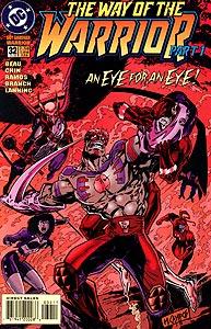Guy Gardner, Warrior 32.  Image Copyright DC Comics