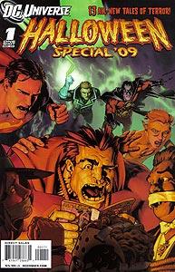 DC Universe Halloween Special 2009, Vol. 1, #1. Image © DC Comics