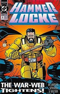 Hammerlocke, Vol. 1, #6. Image © DC Comics