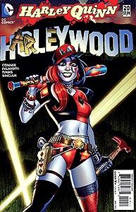 Harley Quinn, Vol. 2, #20. Image © DC Comics