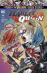 Harley Quinn, Vol. 3, #66. Image © DC Comics