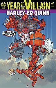 Harley Quinn, Vol. 3, #67. Image © DC Comics
