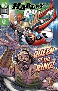 Harley Quinn, Vol. 3, #70. Image © DC Comics