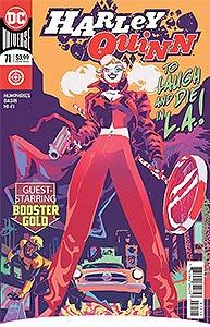 Harley Quinn, Vol. 3, #71. Image © DC Comics