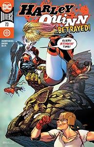 Harley Quinn, Vol. 3, #73. Image © DC Comics