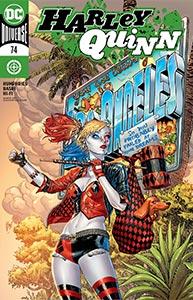 Harley Quinn, Vol. 3, #74. Image © DC Comics