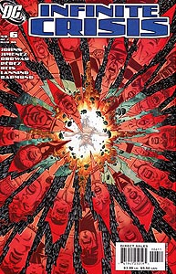 Infinite Crisis, Vol. 1, #6. Image © DC Comics