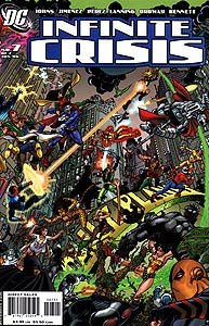 Infinite Crisis, Vol. 1, #7. Image © DC Comics
