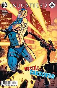 Injustice 2, Vol. 1, #5. Image © DC Comics