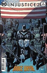Injustice 2 14.  Image Copyright DC Comics