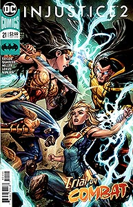 Injustice 2, Vol. 1, #21. Image © DC Comics