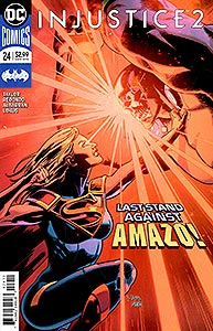 Injustice 2, Vol. 1, #24. Image © DC Comics