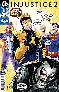Injustice 2, Vol. 1, #29. Image © DC Comics