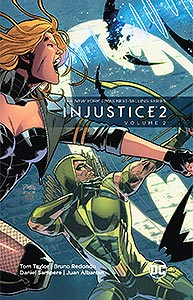 Injustice 2 Volume 2, Vol. 1, #1. Image © DC Comics