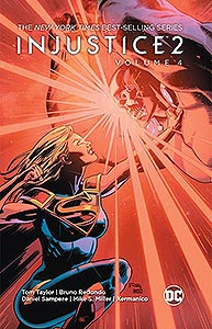 Injustice 2 Volume 4, Vol. 1, #1. Image © DC Comics