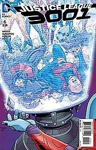 Justice League 3001, Vol. 1, #6. Image © DC Comics