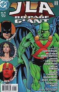 JLA 80-Page Giant, Vol. 1, #1. Image © DC Comics