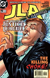 JLA Classified 5.  Image Copyright DC Comics