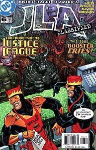 JLA Classified 6.  Image Copyright DC Comics
