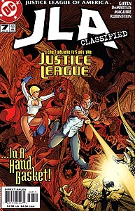 JLA Classified, Vol. 1, #7. Image © DC Comics