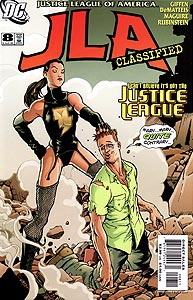 JLA Classified, Vol. 1, #8. Image © DC Comics