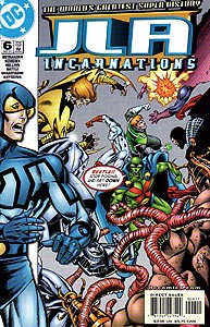JLA: Incarnations 6.  Image Copyright DC Comics