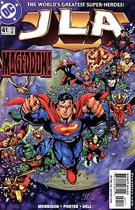 JLA, Vol. 1, #41. Image © DC Comics