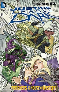 Justice League Dark, Vol. 1, #14. Image © DC Comics