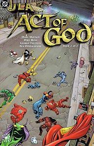 JLA: Act of God, Vol. 1, #2. Image © DC Comics