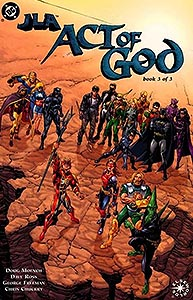 JLA: Act of God, Vol. 1, #3. Image © DC Comics