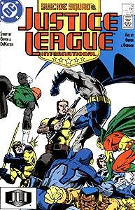 Justice League International 13.  Image Copyright DC Comics