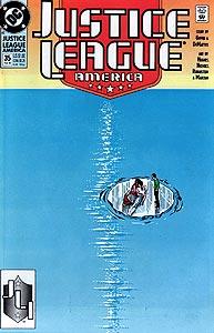 Justice League America, Vol. 1, #35. Image © DC Comics